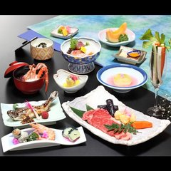 【神奈川ブランド足柄牛ステーキプラン】 夕食はお部屋食でゆっくりと♪貸切風呂無料♪