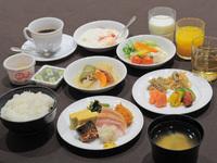 【ビジネス応援! 朝食付】毎日お仕事お疲れ様です!【朝食付 ビジネスプラン】
