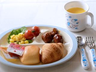 ◆お子様♪くまちゃんのアメニティグッズ付プラン◆もちろん朝食無料!ご宿泊のお子様限定【添い寝無料】