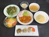和食、洋食、中国料理、焼肉から選べる♪お気軽に楽しめる夕食☆1泊2食付Cコース!
