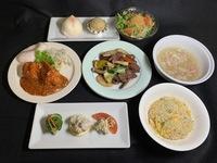 和食、洋食、中国料理、焼肉から選べる♪豪華な夕食に大満足☆1泊2食付Aコース!