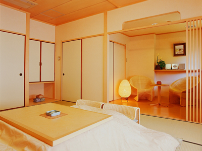 Main Building PREMIER Mountain View Japanese-Style Room