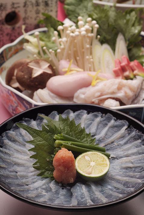 Обама - Wakasa Mikata Seafood Restaurant Seifuso (Fukui)