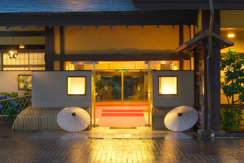 石和温泉 蒼き木々に風渉り水澄む銘庭の宿 ホテル甲子園 関連画像 1枚目 楽天トラベル提供