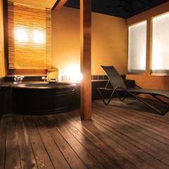 2012年4月28日OPEN!露天風呂付客室「天目」