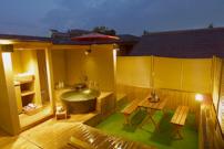 【冬得】露天風呂付客室での素泊まりプラン【露天風呂付客室】