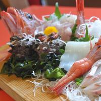 【地魚の姿作り付】新鮮な海鮮と丹後の旬を贅沢に♪朝も夜も部屋食でのんびり二食付!