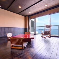 D・Eタイプ【海側和室8畳〜10畳+板の間10畳+テラス】