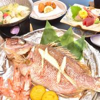 【四季プラン】季節の味覚でおもてなし★便利な立地の公共施設で淡路島を満喫
