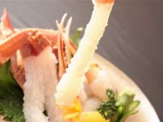 【献上大越前蟹2人茹1杯】焼・刺・茹・しゃぶ・雑炊♪