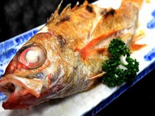 【焼魚の王様】のどぐろ汐焼御膳プラン