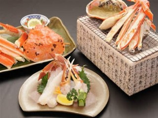 ★越前蟹王使用★焼・刺・蟹寿司・茹・しゃぶ・蟹雑炊