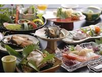 【WELCOME TO HYOGO】子供1,100円〜!★いそみ会席コース《旬魚介料理》★家族P対応