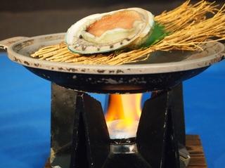 現金特価 平日限定旬のアワビ・地魚海鮮得得プラン