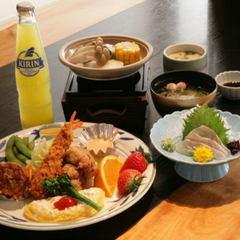 【スタンダード】 季節のグルメ会席  カップル&ファミリープラン♪【個室でお食事】