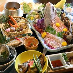 【60歳以上の方におすすめ!】地魚会席ヘルシープラン♪ 美味少量。*・。.☆ 《個室食》