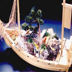 〓地の海鮮を満喫★〓 海の幸近海新鮮舟盛りプラン ■貸切露天30分付★朝・夕お部屋食■
