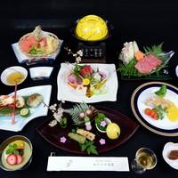 【春夏旅セール】◆湯巡りの宿で温泉三昧!夕食は少し贅沢に創作和食会席〜松〜《夕朝食付》