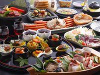 【WELCOME TO HYOGO]】陽邸 さなえ田♪晴朗観月の宴『秋のお月見会席』★7湯貸切無料★