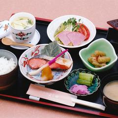 【エアコンなし】訳あり大特価の朝食付プラン<日替わり和食膳>【現金特価】