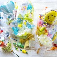 【お祝い】<Kids・誕生日3〜5歳>キャンディブーケをプレゼント! (122)