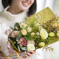 【お祝い】<オリジナル花束付>あの人に「ありがとう」「おめでとう」を贈ろう! (119)