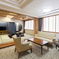 ■最上階露天風呂付き特別室(114平米)2名〜6名様