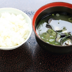 【一泊朝食★ポイント2倍】「焼きたての魚」と「しじみのお味噌汁」がうれしい♪出雲の朝ごはん♪