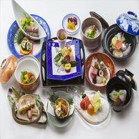 ◆1日3組限定◆ 夕食・朝食共に「部屋食」 【 ゆとり会席 】