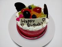 【記念日プラン】デコレーションケーキ付き♪
