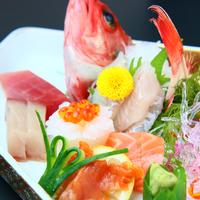 三河御膳◆ 宴華〜冬〜 地元で水揚げされた新鮮な魚介類+名物鯛の兜煮!<特典付>