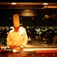 【2食付】 <阿波牛の鉄板焼き>14階からの夜景を見ながら・・・ 【駐車場無料】