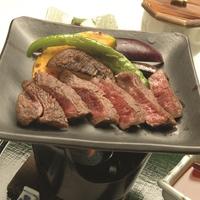 【食#徳島あるでないで】【2食付】14階からの夜景と共に・・・<阿波牛の陶板焼き御膳> 駐車場無料