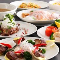 【2食付/中華】ヨットハーバーの夜景と共に・・・<阿波尾鶏など地元食材を使った中華コース>駐車場無料