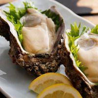 【夏季限定♪】天然岩牡蠣&海鮮炭火焼プラン