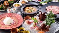 【春夏旅セール】旬の食材を味わう!テラスダイナー特選プラン【夕朝食付・グリルコース】