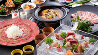 【春夏旅セール】選りすぐり食材をグリルで味わう!TERRACE DINERプラン♪ 【夕朝食付】