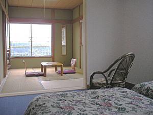 ■(和洋室)和室6畳+洋室ツイン