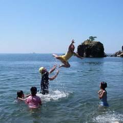 【夏海カヤック★3時間付】夏休みラストスパート!海カヤックプラン★家族&トモダチと最高の想い出を!