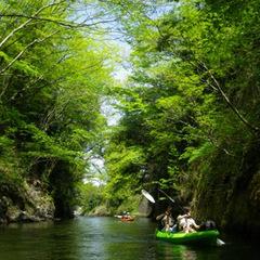 【カヤック体験★4時間付き】緑青に染まる!若狭湾・リアス式海岸で冒険♪