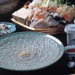 【ふぐ終了間近!】★通常より1,080円引き★ふぐフルコース食べおさめプラン☆彡