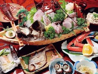 【家族同室】◇自家船で出漁◇エビパックプラン♪料理自慢の漁師の宿