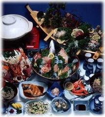 【源泉】網元ならでは☆舟盛活き造りスペシャルプラン♪料理自慢の漁師の宿