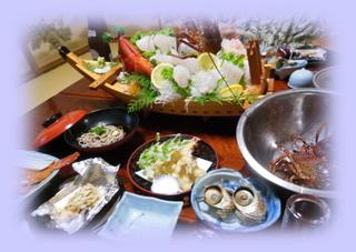 【カップル限定】【平日限定】 平日嬉しい◎得カップルぷらん♪ 料理自慢の漁師の宿