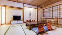 【東館◇和室10帖】約40平米 ゆとりの和室です♪