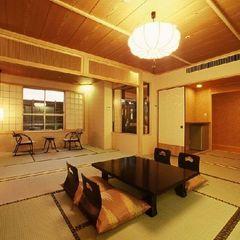 【東館◇特別和室】源泉利用可能な温泉付の部屋「風」