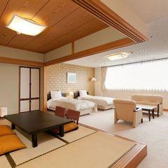 【楽天限定!西日本旅行応援プラン】最大50%OFF♪最上階特別室&ふぐ刺身の最上級会席が超お得価格♪
