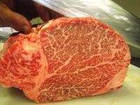 【当館一番人気】アップル牛ヒレステーキ(150g)◆お客様の目の前で焼き上げます♪