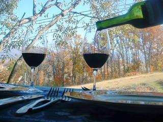 【大切な日に】信州牛ヒレステーキ(150g) グラスワイン2杯〔白/赤〕付◆記念日◆