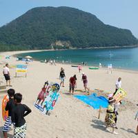 ≪夏のお楽しみ♪-ⅰ≫ 昼間はビーチで海遊び!夜は木船でバーベキュー♪『 夏の思い出作りましょ♪ 』